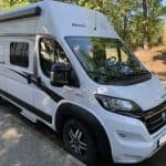 Moon Camper Boxstar 600 Solution Schrägfront aussen links quer